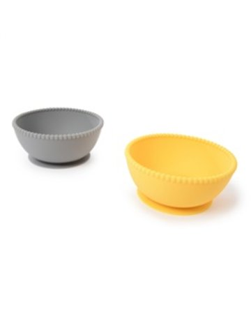 Chewbeads Chewbeads Silicone Bowls Set of 2