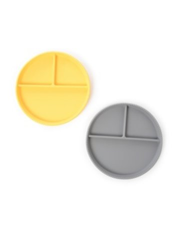 Chewbeads Chewbeads Silicone Plates Set of 2