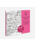 Omy - Giant Coloring Posters