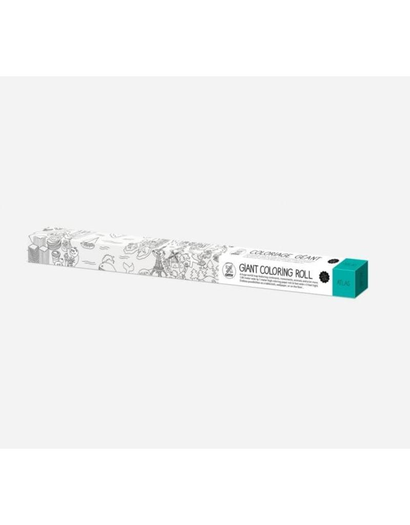 Omy - Giant Coloring Rolls XXL