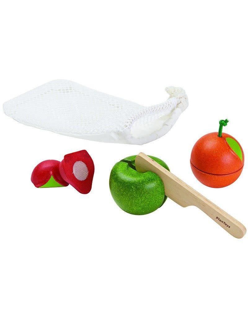 Plan Toys, Inc. Plan Toys Fruit Set