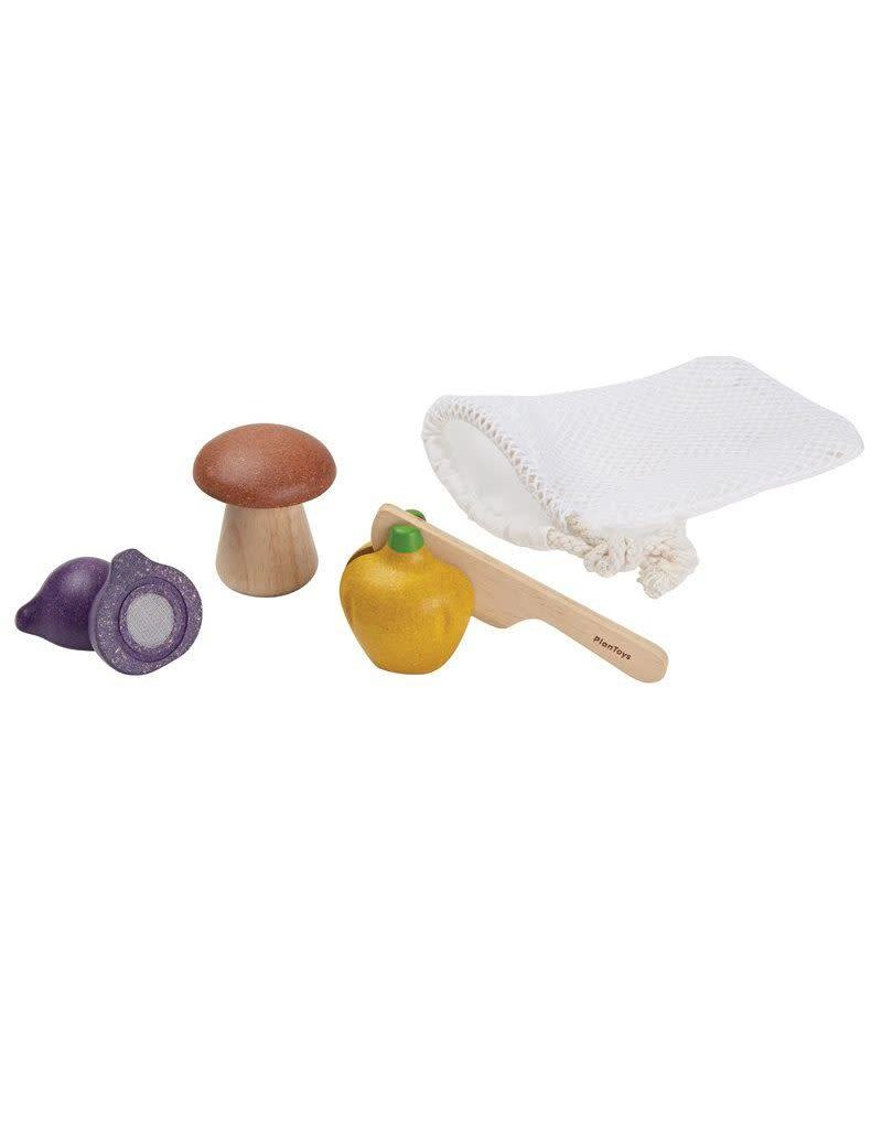 Plan Toys, Inc. Plan Toys Veggie Set