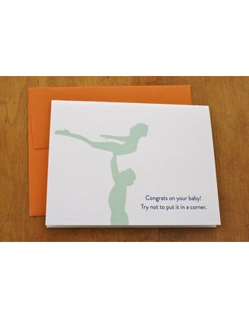 Colette Paperie Colette Paperie Greeting Card
