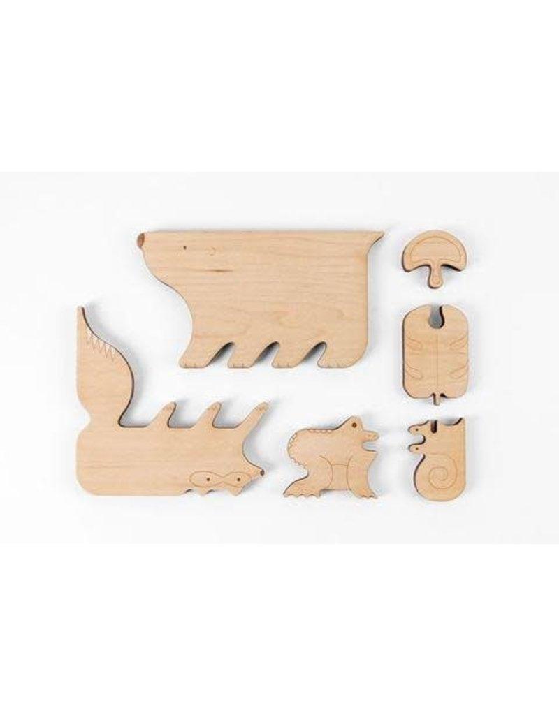 Tree Hopper Toys Tree Hopper Toys- Food Chain Puzzle