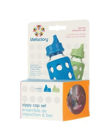 Lifefactory Lifefactory - Sippy Cap