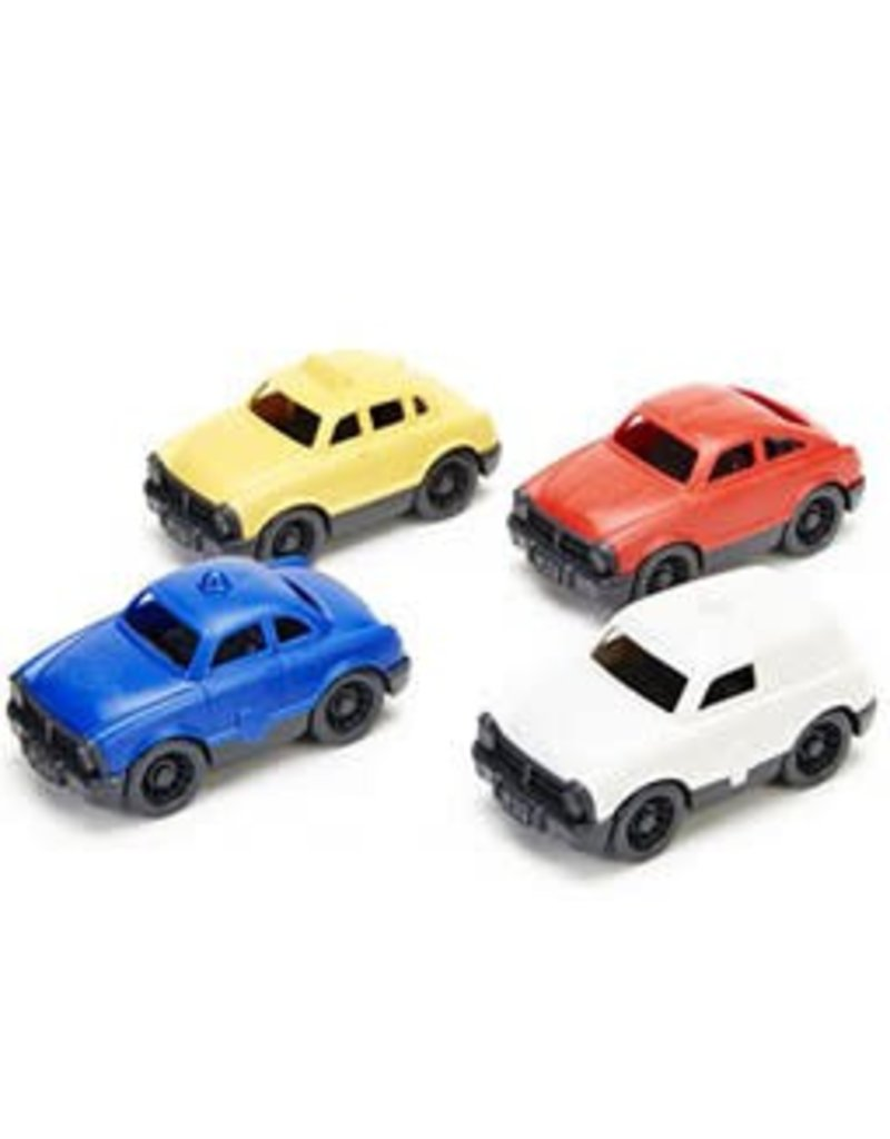 Green Toys Green Toys Mini Cars Assorted