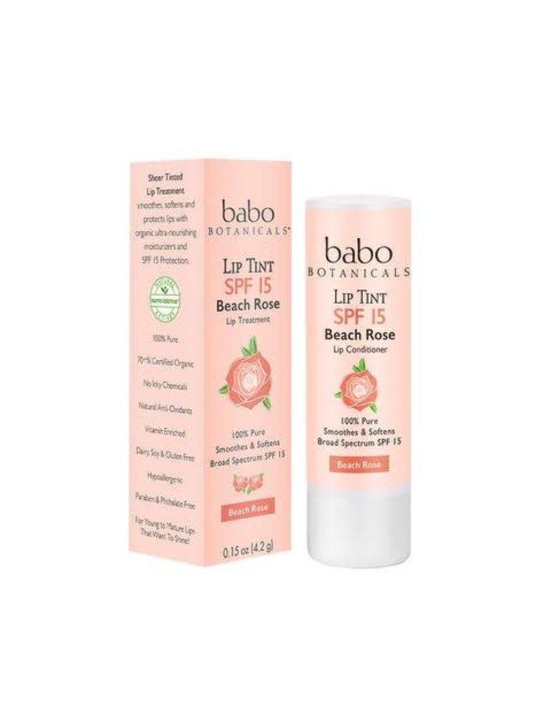 Babo Botanicals Babo Botanicals Lip Tint Conditioner SPF 15