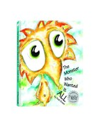 Monsters In My Head, LLC Worry Woos - Hard Cover Book