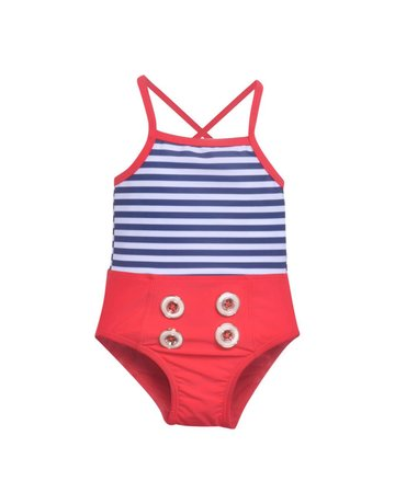 Flap Happy Flap Happy - By the Sea Swimsuit