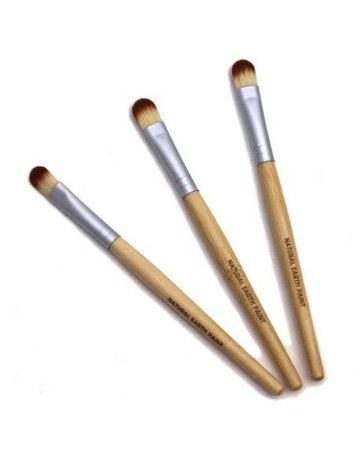 Natural Earth Paint - Paint Brushes Set of 3