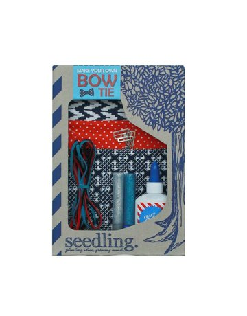 Seedling - Make Your Own Bow Tie