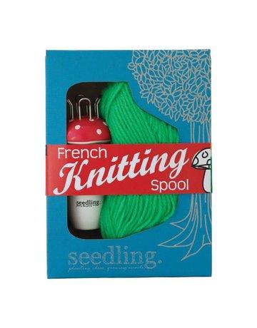 Seedling - French Knitting Spool