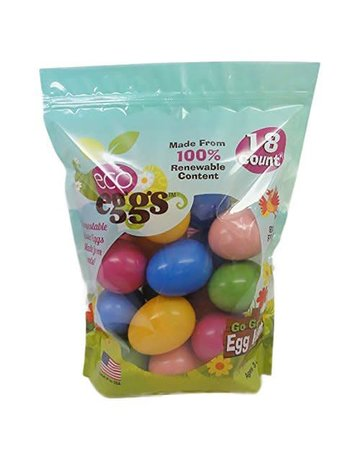 Eco Eggs 18 Ct Bag