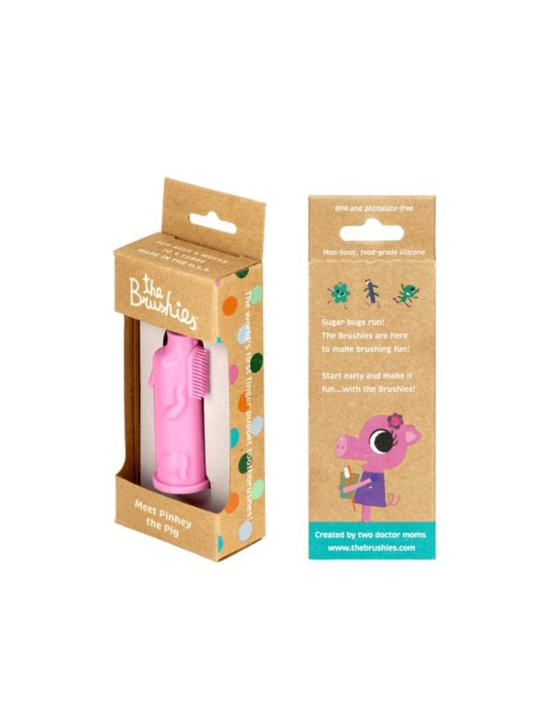 The Brushies The Brushies - Toothbrush/Finger Puppet