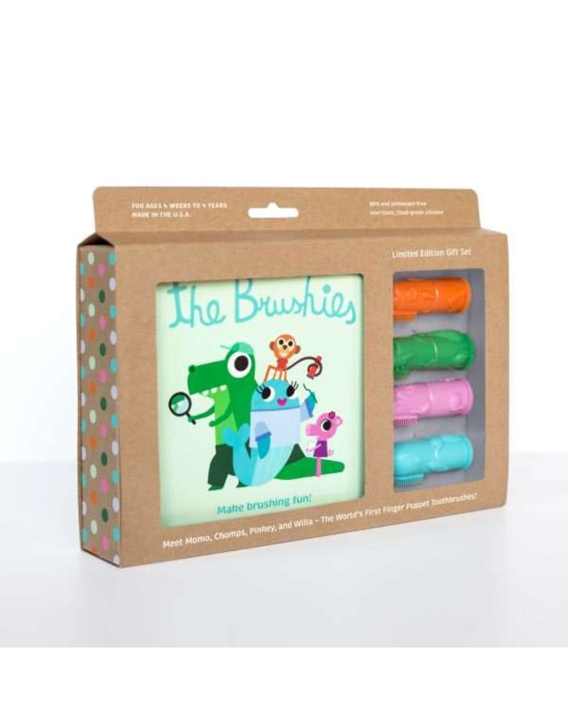 The Brushies The Brushies - Gift Set