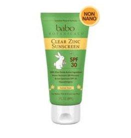 Babo Botanicals Babo Botanicals - Summer Scent Sunscreen SPF30 3 oz