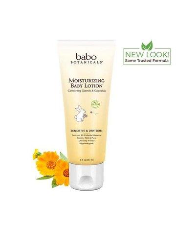 Babo Botanicals Babo Botanicals - Moisturizing Baby Lotion 8 Oz