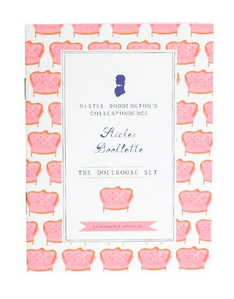 Mr. Boddington's Studio Mr. Boddington's Studio - Sticker Booklette