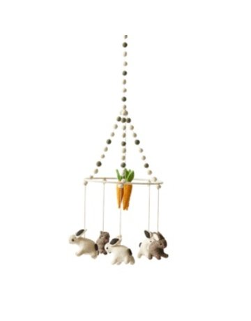 Pehr Designs Petit Pehr - Tiny Bunny Mobile