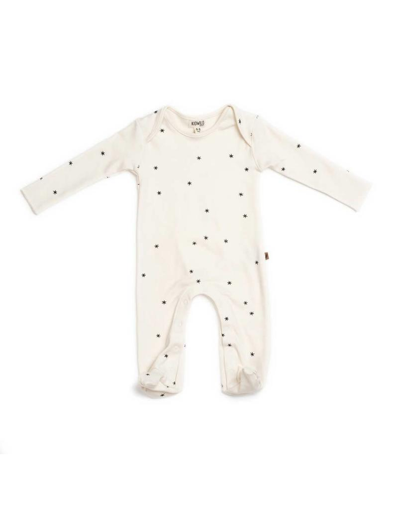 Kidwild Organic Footed Jumpsuit