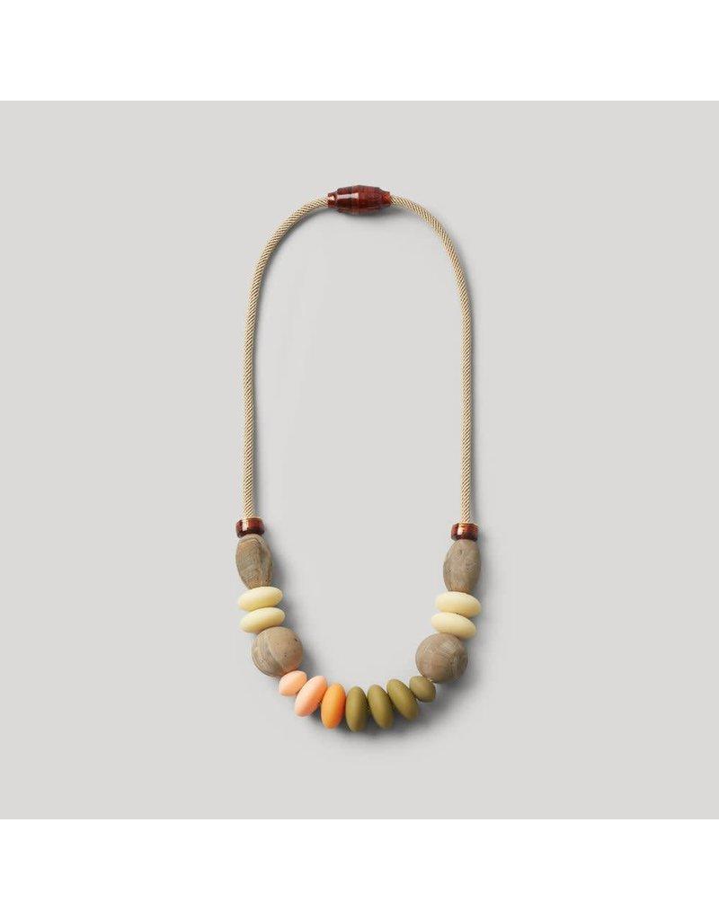 January Moon - Mini Necklace