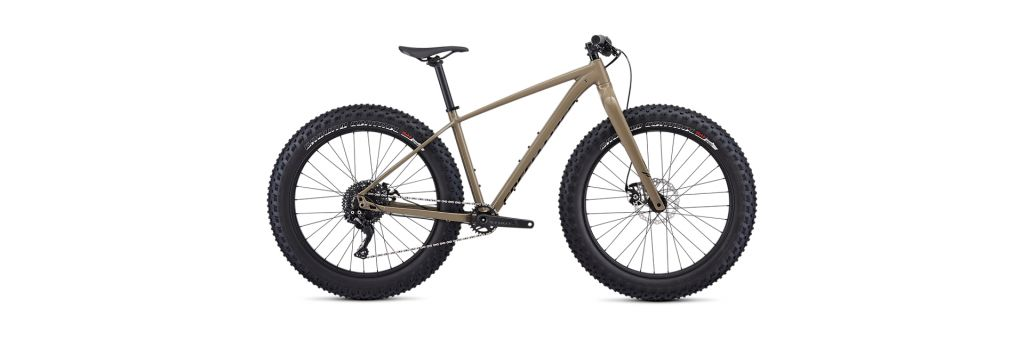 FATBOY SE - Gloss Taupe/Black/Clean M