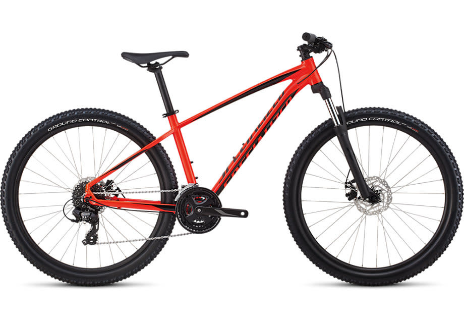 specialized PITCH MEN 27.5 - Gloss Rocket Red / Black XS (ADY DEMO)