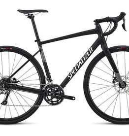 specialized MEN'S DIVERGE E5- Satin Black/White/Charcoal- 54