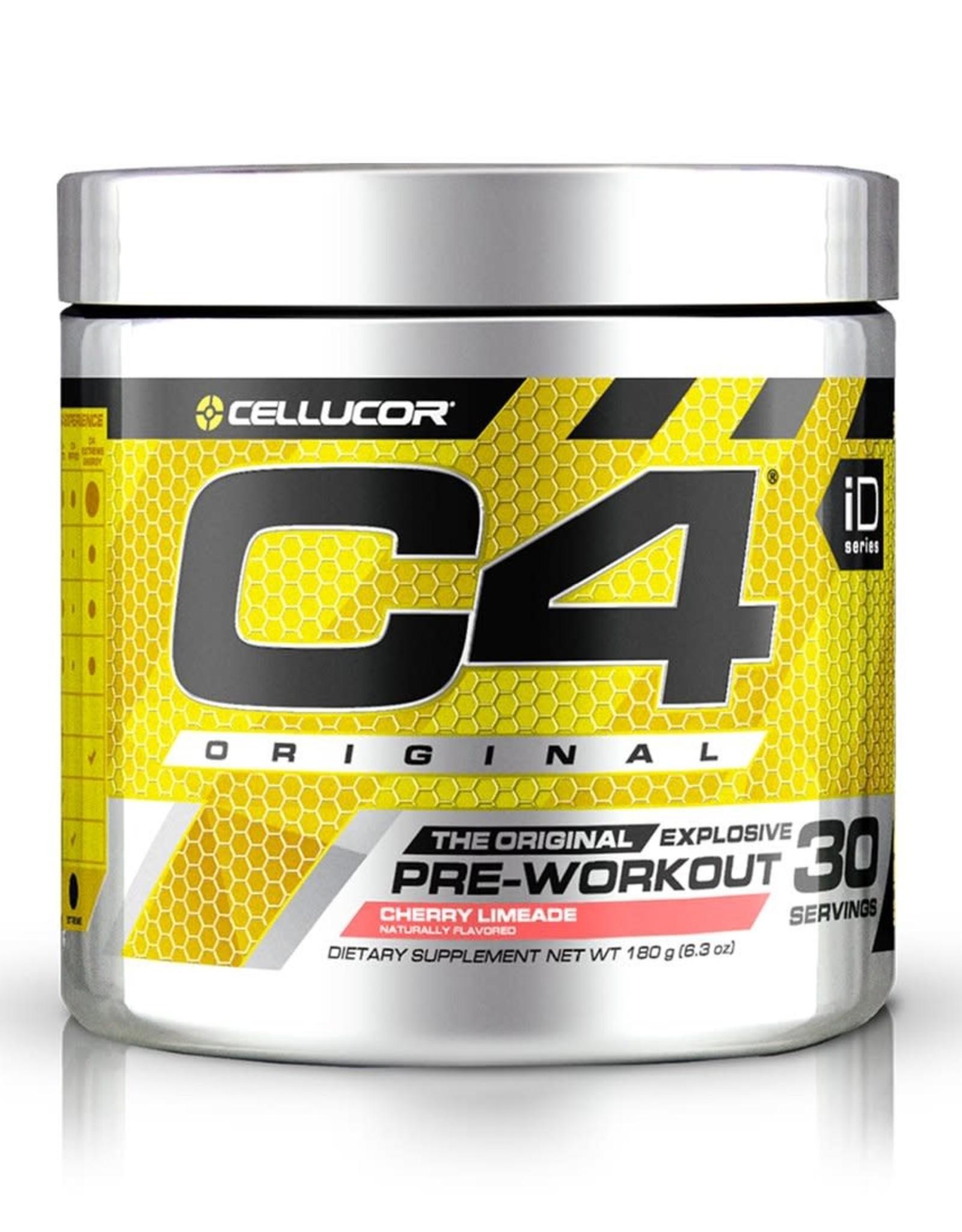 C4 Original Pre-Workout Cherry Limeade