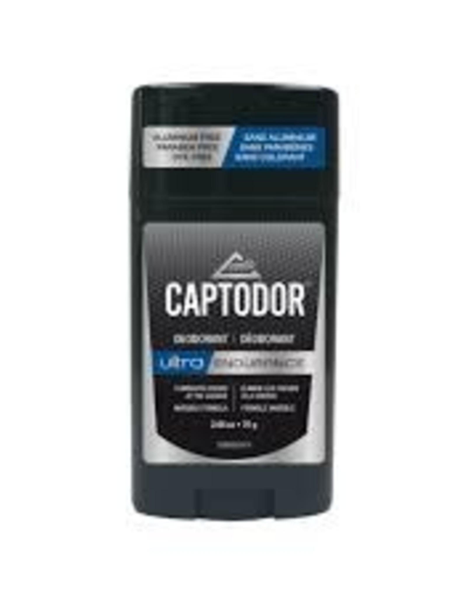 Captodor Captodor Deodorant Bar
