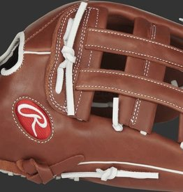 "Rawlings R9 Softball 13"" OF, Pull Strap/Pro H Web -REG"