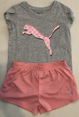PUMA TWO PIECE SET GREY/PINK