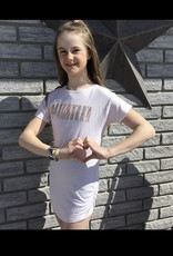 PUMA DANCER DRAP DRESS