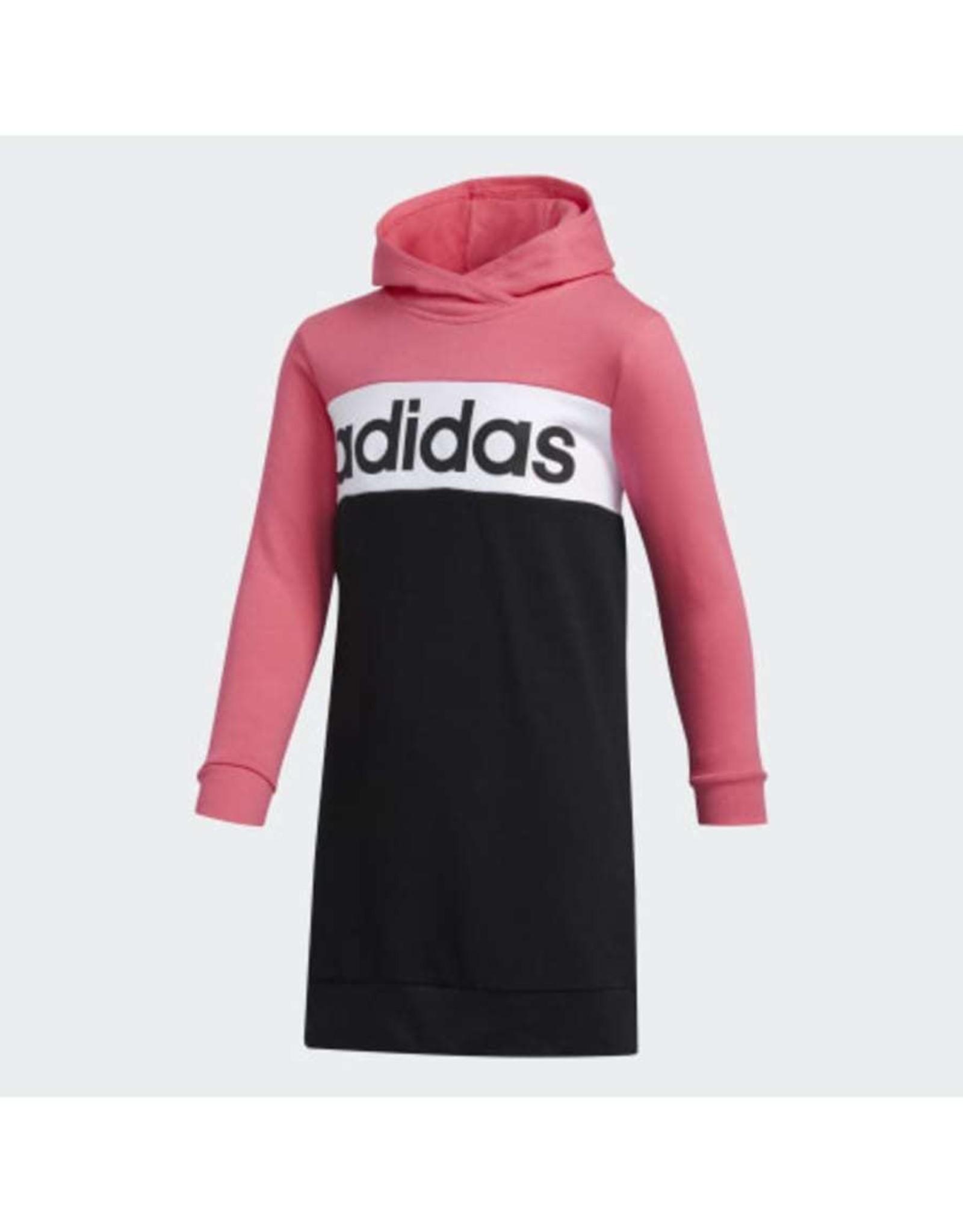 YG CORE HOODED DRESS -XL