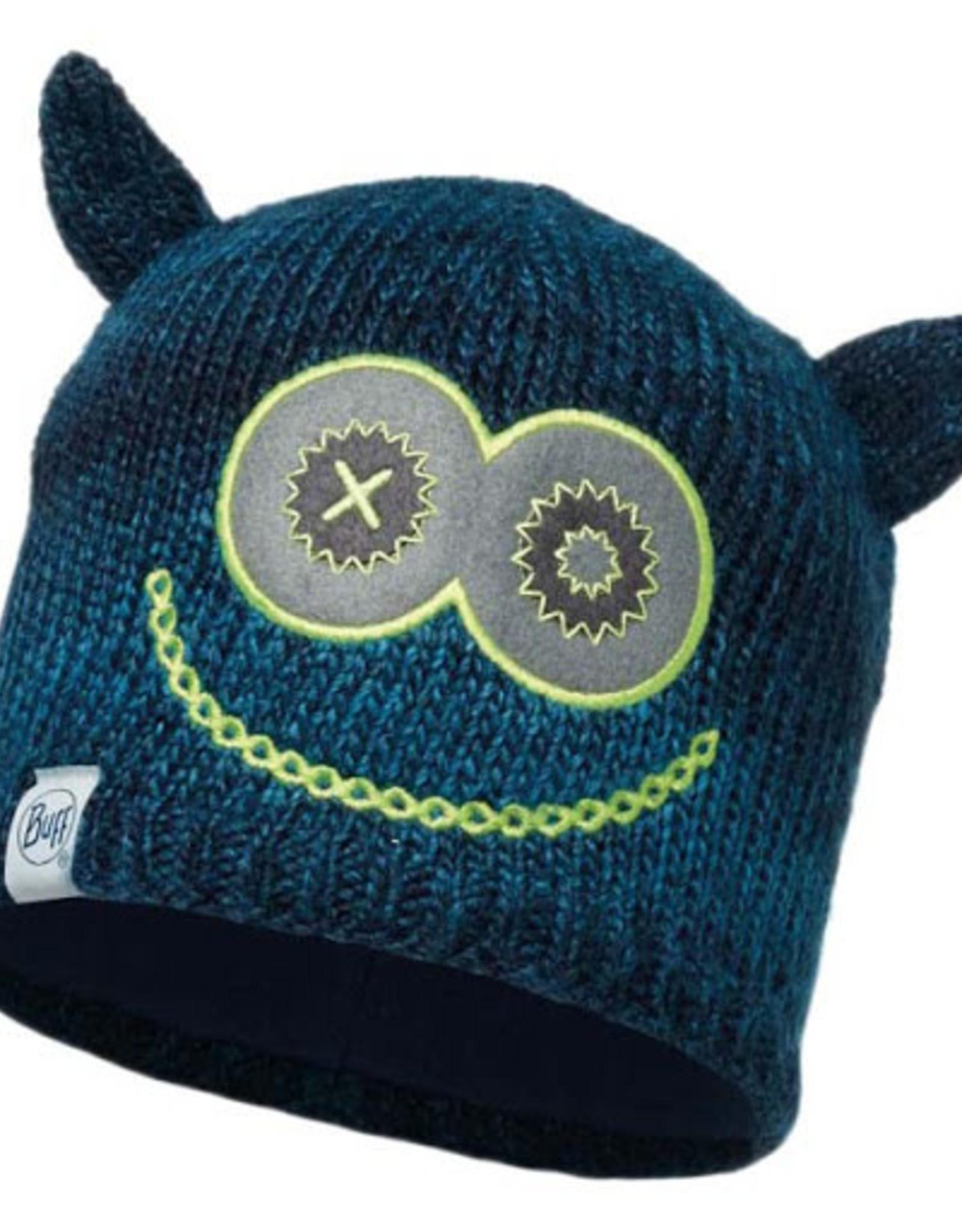 BUFF Monster Dark Navy - Child Knitted & Polar Hat BUFF®
