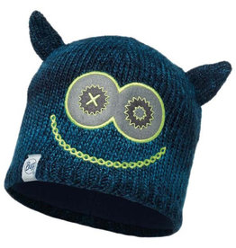 BUFF Monster Dark Navy - Child Knitted & Polar Hat BUFF®