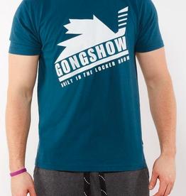 GONGSHOW GONGSHOW BLUE CREW TEE