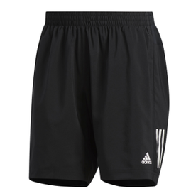 OWN THE RUN ADIDAS SHORTS BLACK 7''