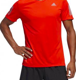 ADIDAS OWN THE RUN TEE-ACTRED