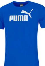 PUMA ESS NO.1 HEATHER TEE/TURKISH SEA -S-