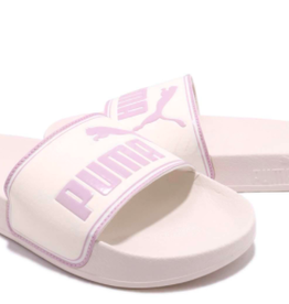 PUMA SANDALS LEADCAT WHISPER WHITE-ORCHID