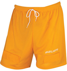 BAUER CORE MESH JOCK SHORT YELLOW