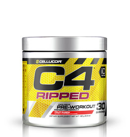 c4 pre workout fruit punch