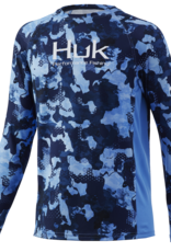 huk y refraction pursuit camo blue ymed