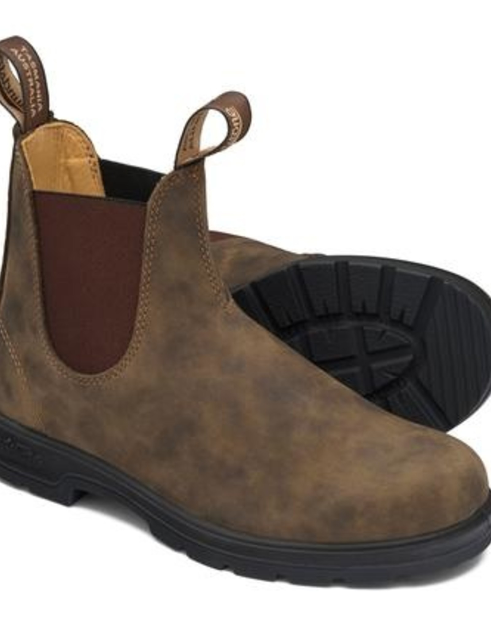 blundstone blundstone rustic brown