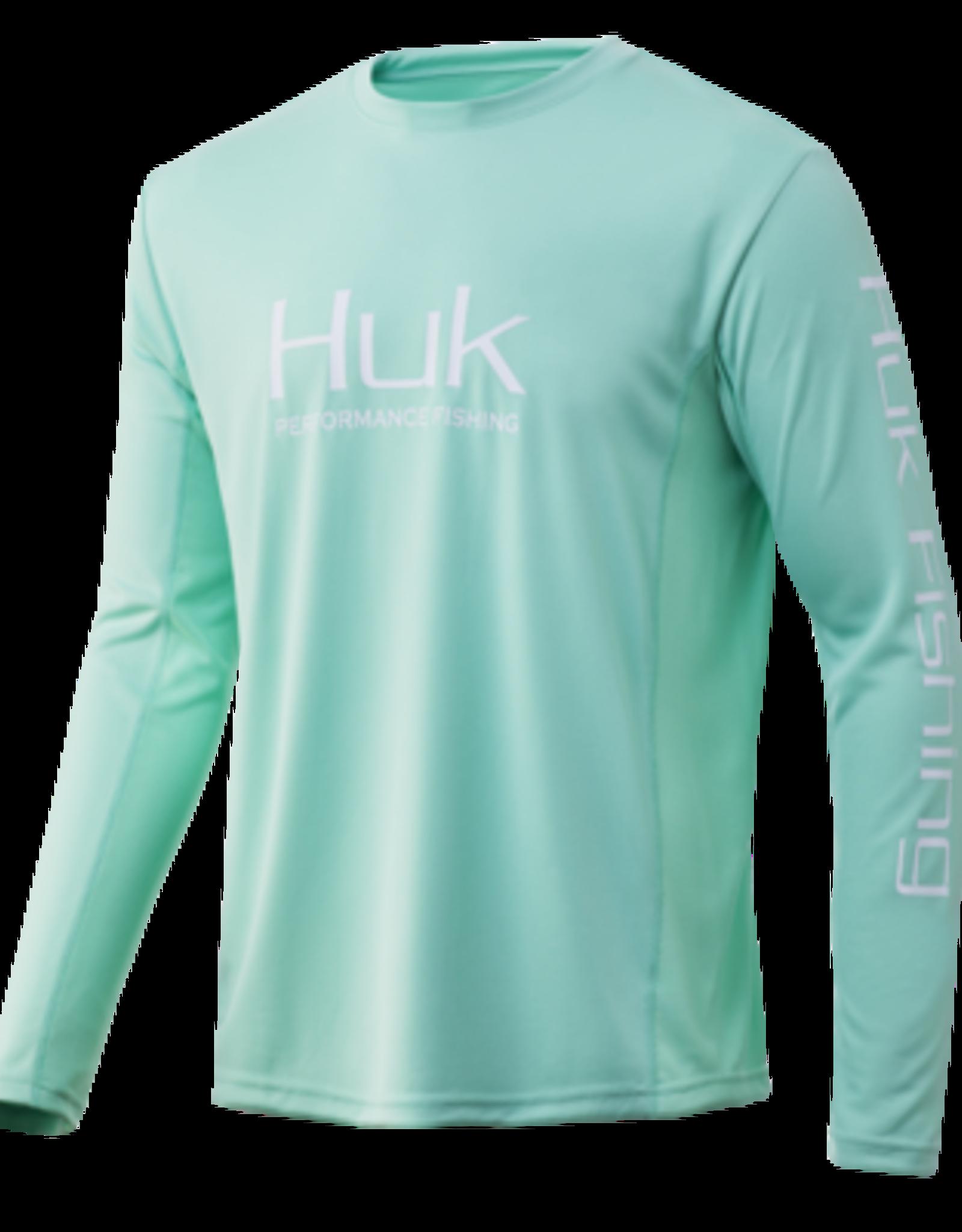 huk icon X LS green lg