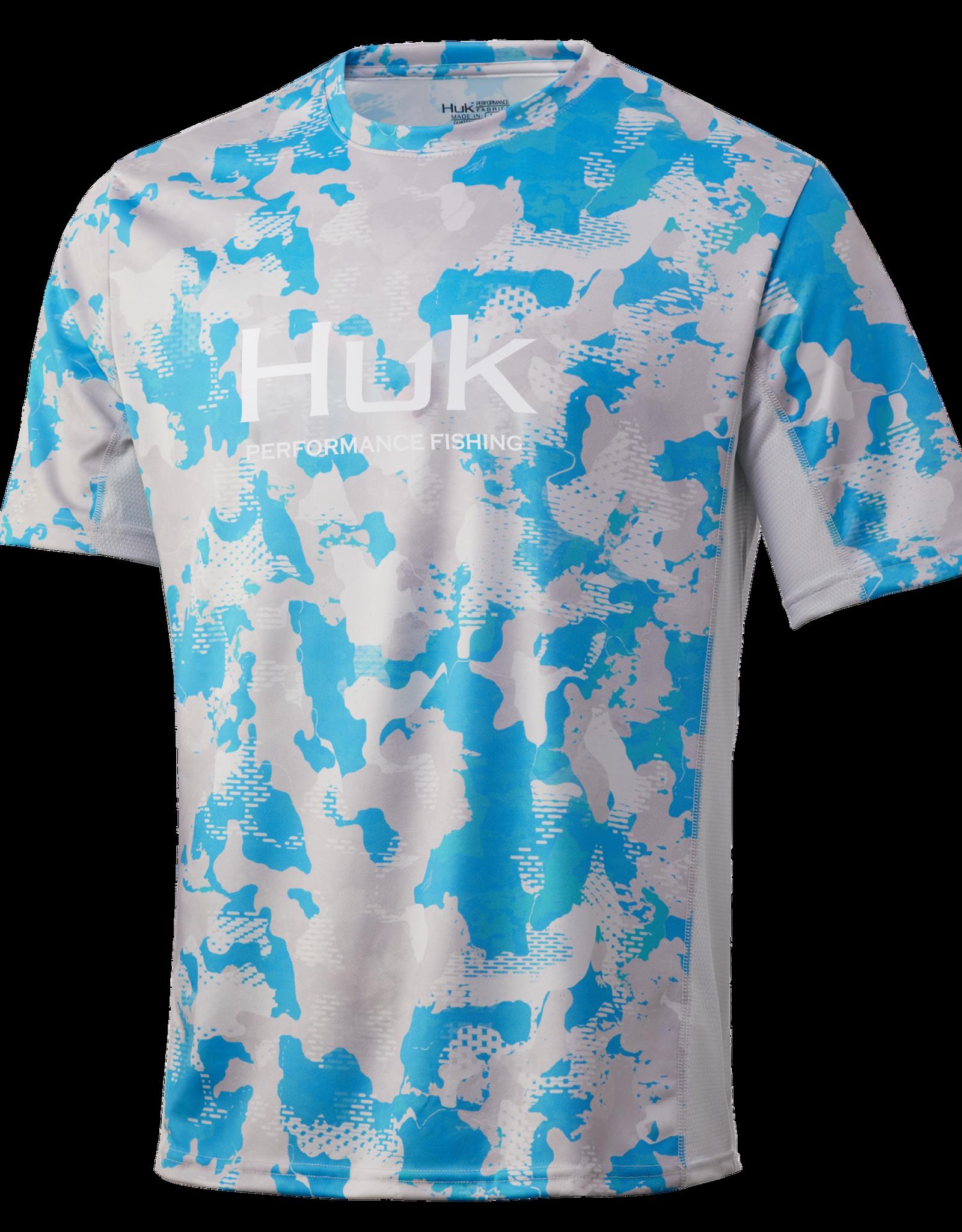 huk icon XKC refrction camo ss lg