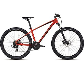 specialized PITCH MEN 27.5 - Gloss Rocket Red / Black S