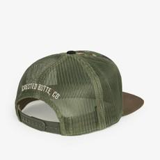 Chopwood Chopwood 7-Panel Trucker Axe Patch Hat