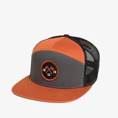 Chopwood 7-Panel Trucker Axe Patch Hat